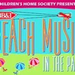 beach music in the park